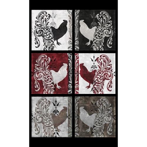 Panel kohouti (60x110)