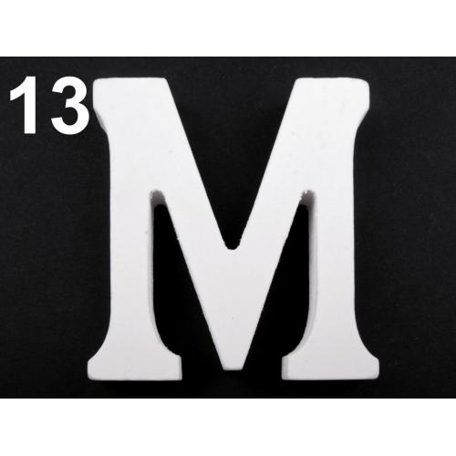 Písmeno M