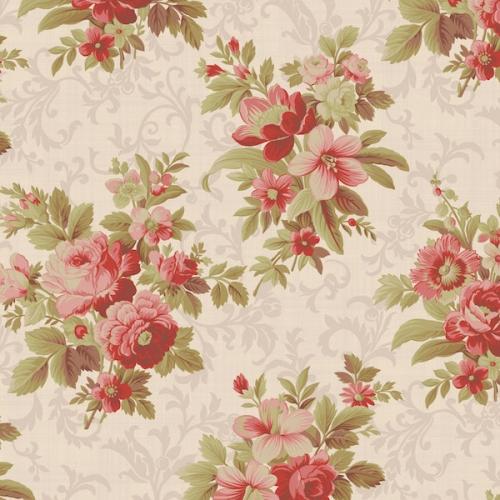 č.3317 bed of roses
