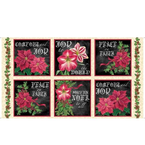 Panel vánoce (6obrázků)