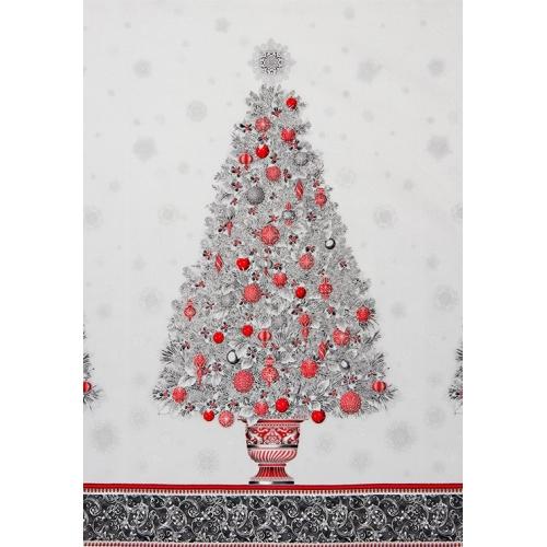 Panel vánoční strom