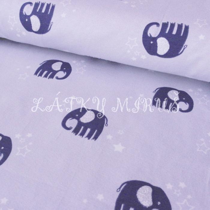 č.2907 jersey - sloni na šedé