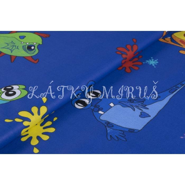 č.4163 příšery na modré