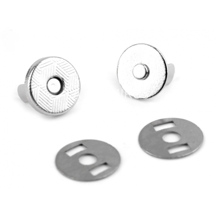 Magnetické zapínání nikl  Ø10 mm