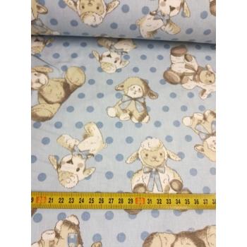 č.3079 ovce na modré