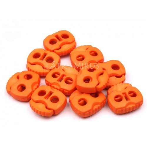 Brzdička - oranžová