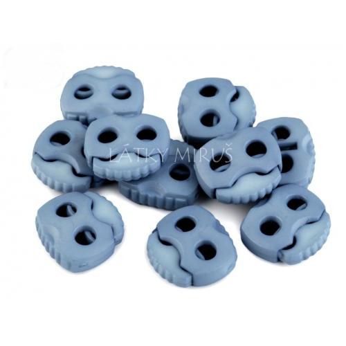Brzdička - modrá jeans