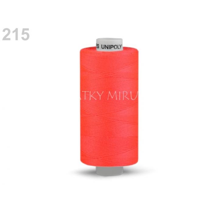 Nit 215 oranžová reflexní