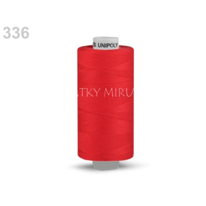 Nit 336 červená