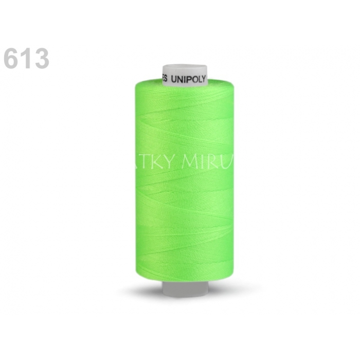 Nit 613 zelená neon