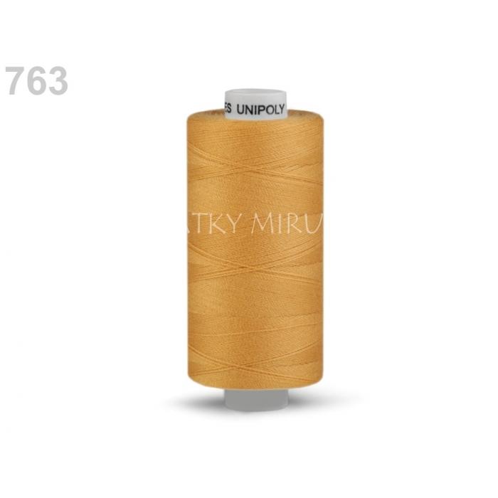 Nit 763 žlutá mimóza