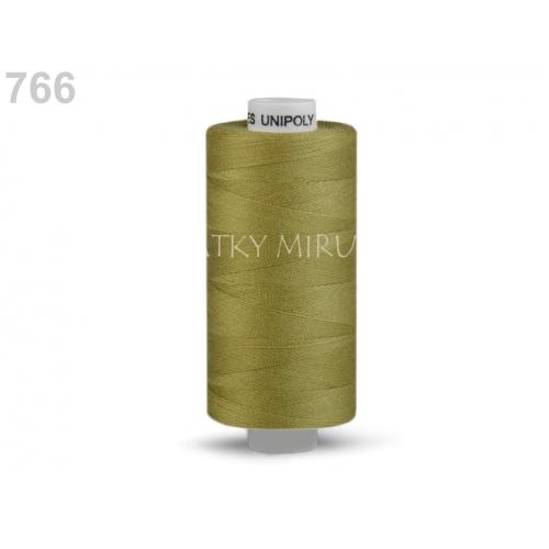 Nit 766 zelená olivová