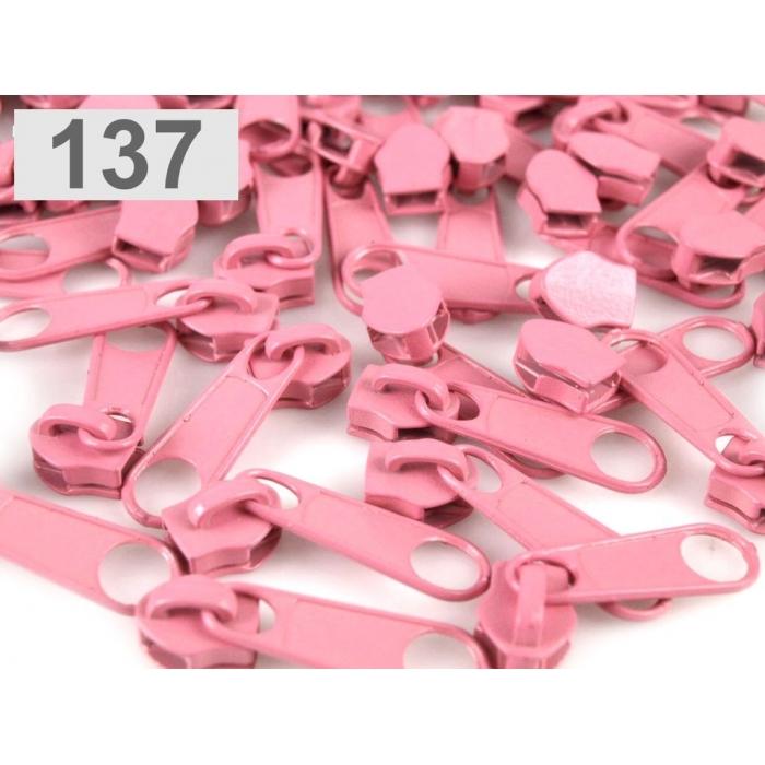 Jezdec 5mm - růžový