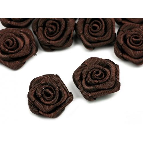 Růžičky hnědé (5ks)