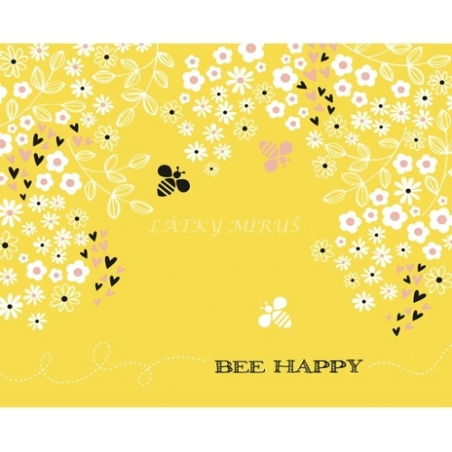 Panel Bee Youtiful 100x110cm