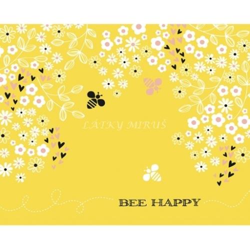 Panel Bee Youtiful 100x110cm