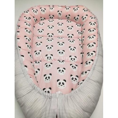 Hnízdečko pro miminko - pandy