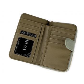 Dámská peněženka modrá 1