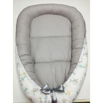 Hnízdo pro miminko  - ŽIRAFY