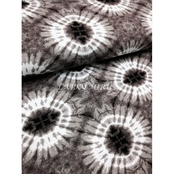 č.1544 látka viskoza - batika