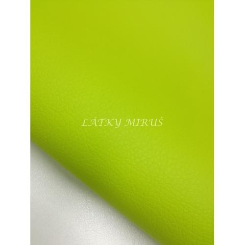 Koženka 710/83 jarní zelená