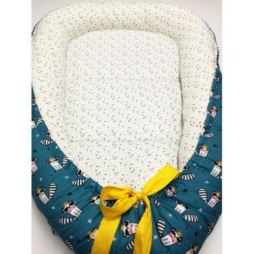 Hnízdo pro miminko - Lemuři