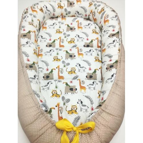Hnízdo pro miminko - Divočina .