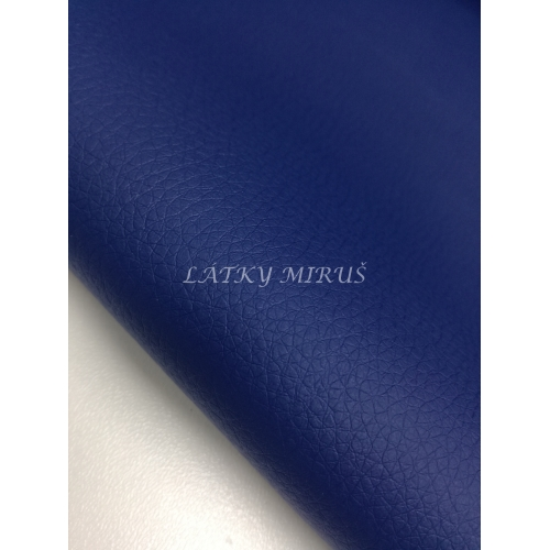 Koženka 16 modrá