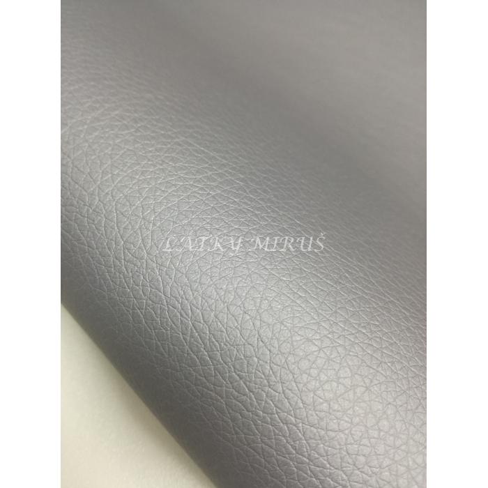Koženka 714/110 šedá perleť