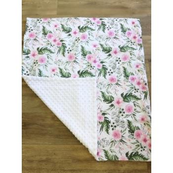 Dětská deka - růže