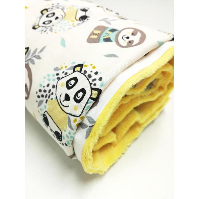Dětská deka - panda