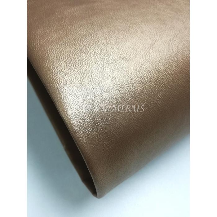 koženka  metalická zlatá 01268-080