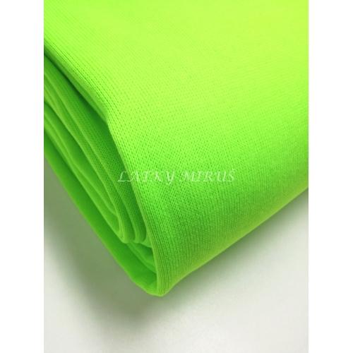 Svetrovina - neonově zelená