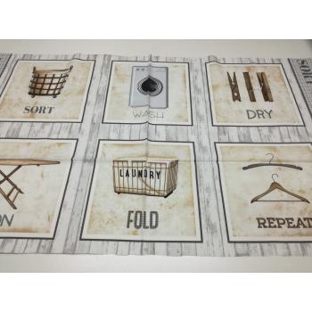Panel praní 60x110