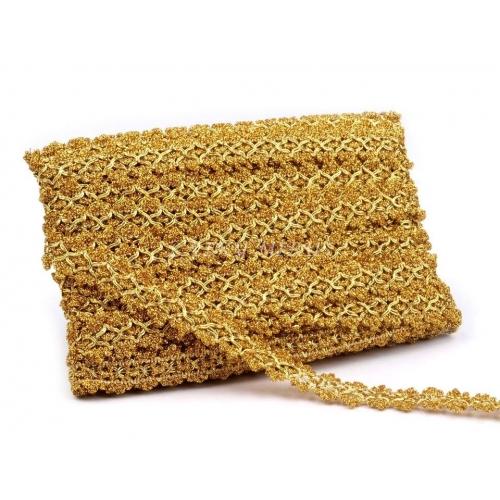 Prýmek leonský 1 - zlatý
