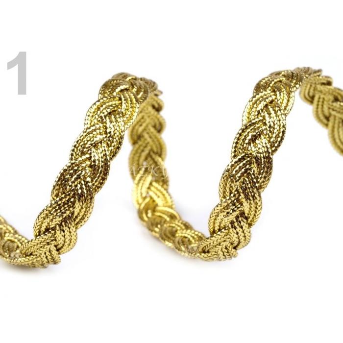 Prýmek leonský 8 - zlatý