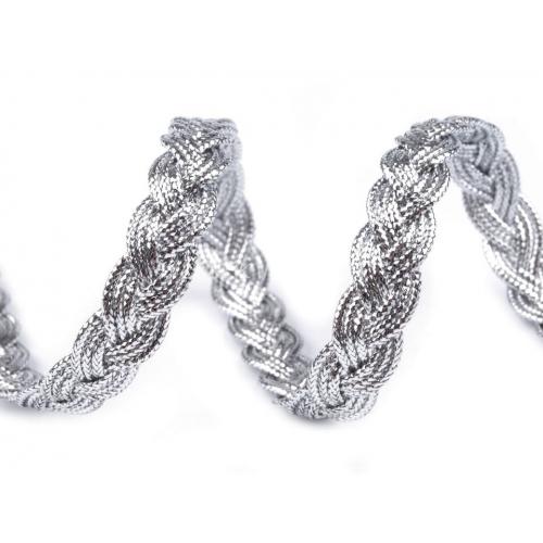 Prýmek leonský 9 - stříbrný
