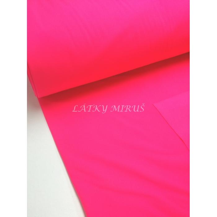 Softshell 108 neonová růžová
