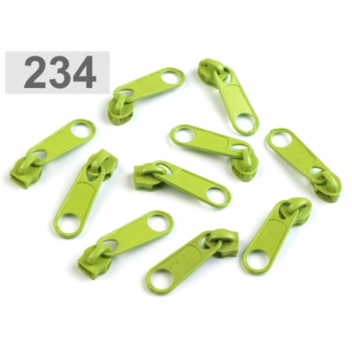 Jezdec 5mm - lime green