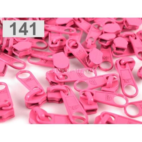 Jezdec 5mm - pink carnation