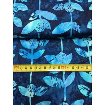 č.118 batika modrá