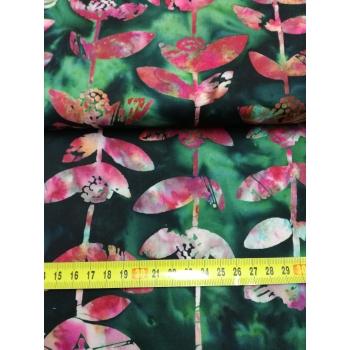 č.120 batika listy