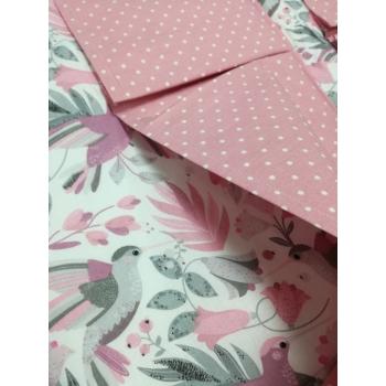 Kapsář kolibříci kapsy růžové