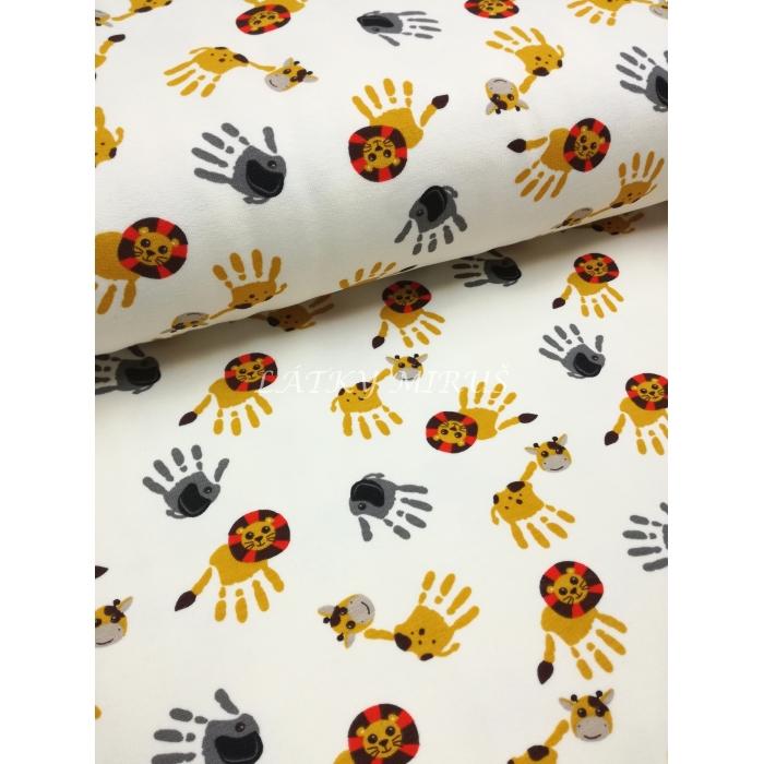 č.1482 teplákovina žirafy