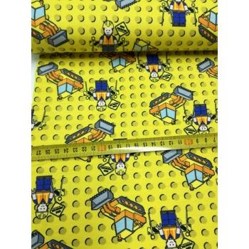 č.3122 úplet - lego na žluté