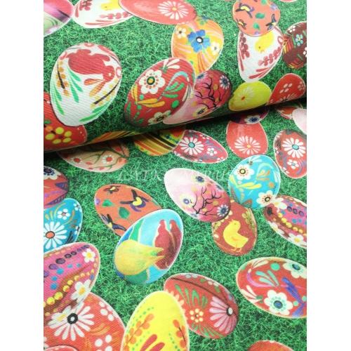 č.3336 velikonoční vejce v trávě