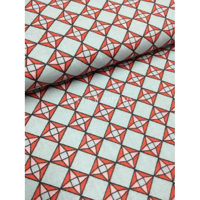 č.3985 geometrický vzor