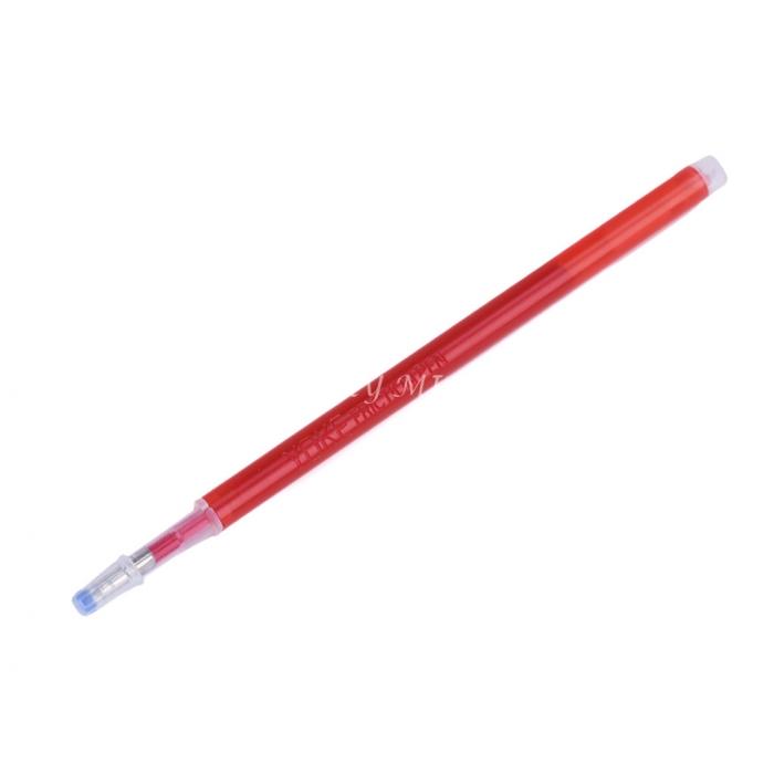 Mizící propisovací tužka na textil červená