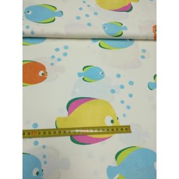 č.3905 ryby barevné
