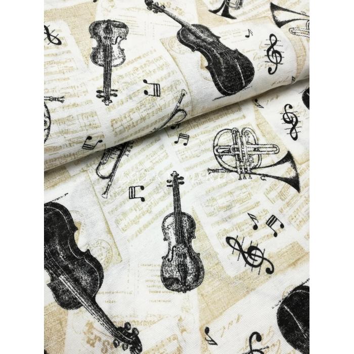 č.673 hudební nástroje - směsovka